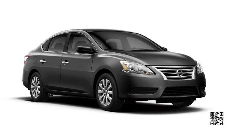 Nissan-Sylphy-Gray