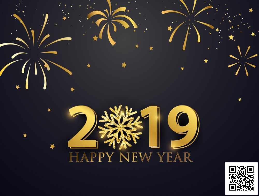 Happy New Year - 2019