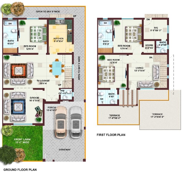 10 Marla House Map In Pakistan Pictures to Pin on