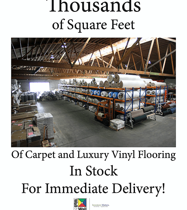 THOUSANDS of Square Feet
