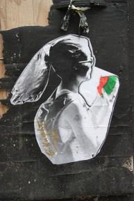 wheatpaste by Graffiti Knight