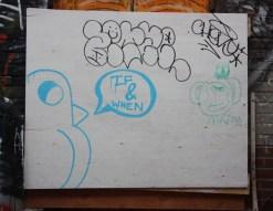 ROC514 drawing in alley between St-Laurent and Clark