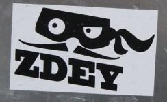 sticker by Zdey