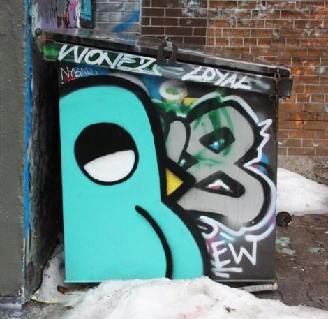 ROC514 at the PSC legal graffiti wall