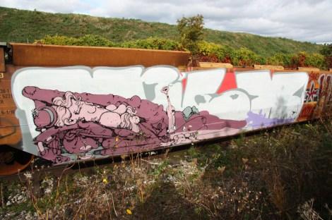 Vilx piece on train