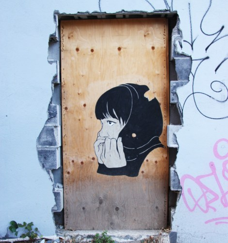 wheatpaste by Zola