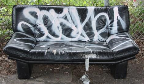 Scaner tag found in Mile End