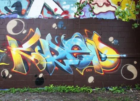 Kred graffiti