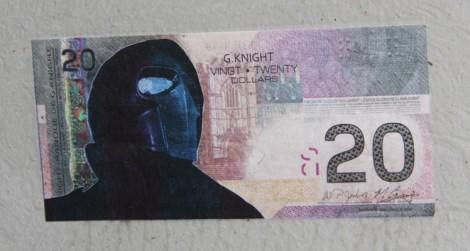 G.Knight sticker