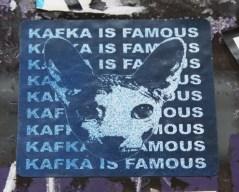 Kafka sticker