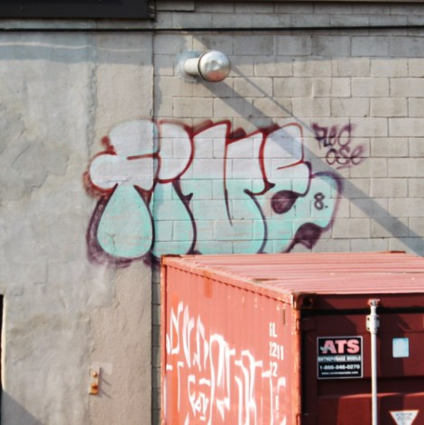 Throwie by Five Eight
