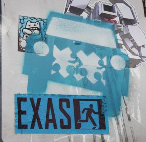 stencil by unidentified artist