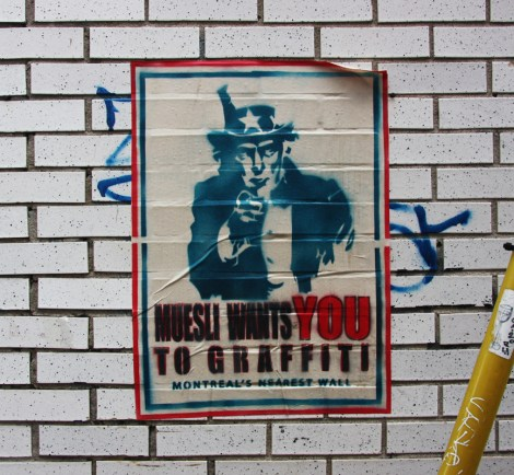 pasted poster by Muesli