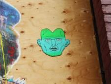 cardboard paste-up by Mono Sourcil