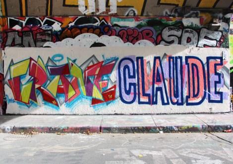 Crane (left) and Claude (right)