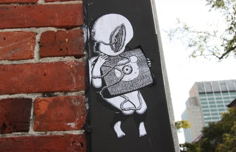paste-up by Jester