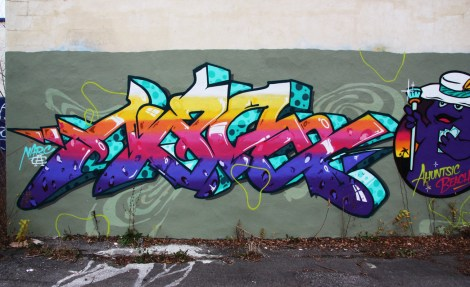 Narc piece in Ahuntsic