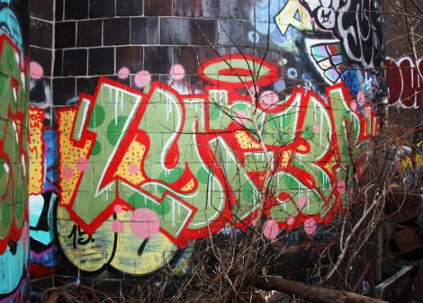 Lyfer piece on the abandoned Canada Malting plant