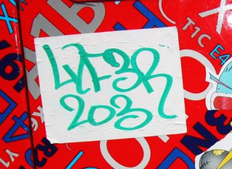 Lyfer sticker