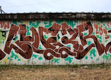 Lyfer piece found in Côte-des-Neiges
