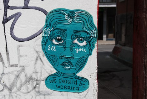 paste-up by Sloast