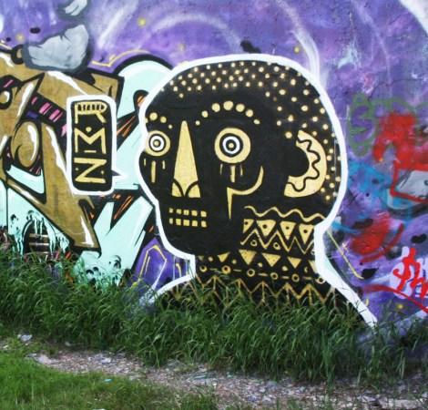 RMZ at the Papineau legal graffiti wall