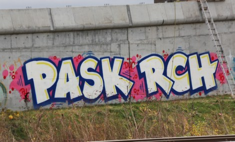 Pask and Rch on highway side