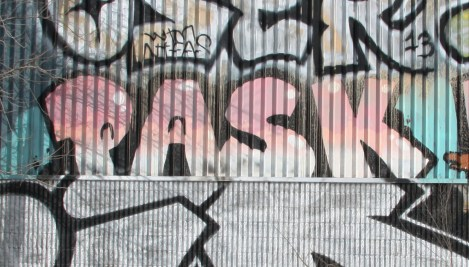 track side piece by Pask