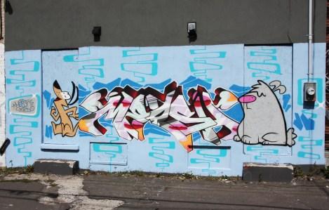 Mersh at Plaza Walls