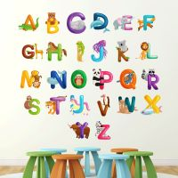Childrens Alphabet Wall Stickers - Best Of Alphabet ...