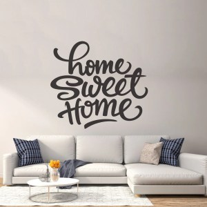 Living room sticker