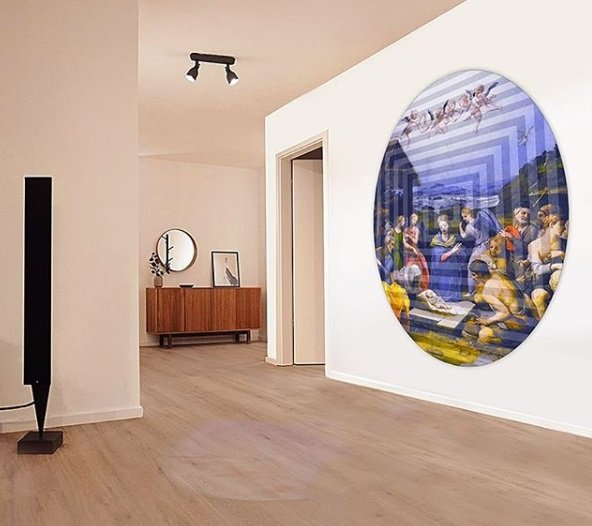 Oval Glasswall