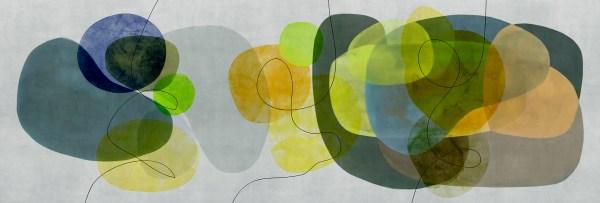 Oval Tracks Wallpaper