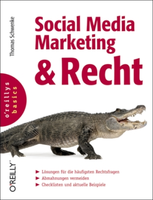 Buch Social Media Marketing und Recht