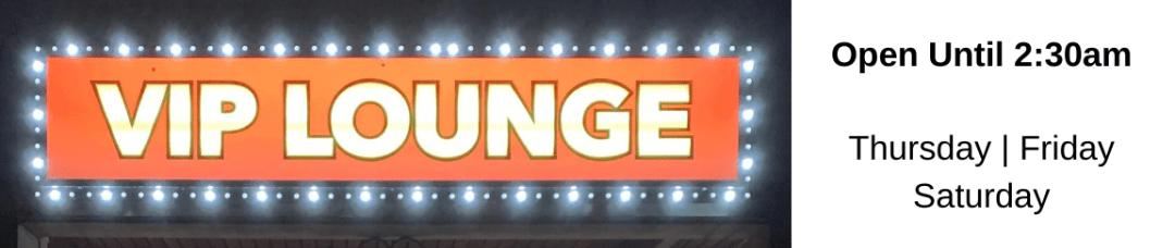 VIP lounge