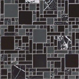 Black-Marble-And-Glass-Mixed-Pattern-8mm