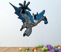 Batman Wall Stickers - Wall Art Kids