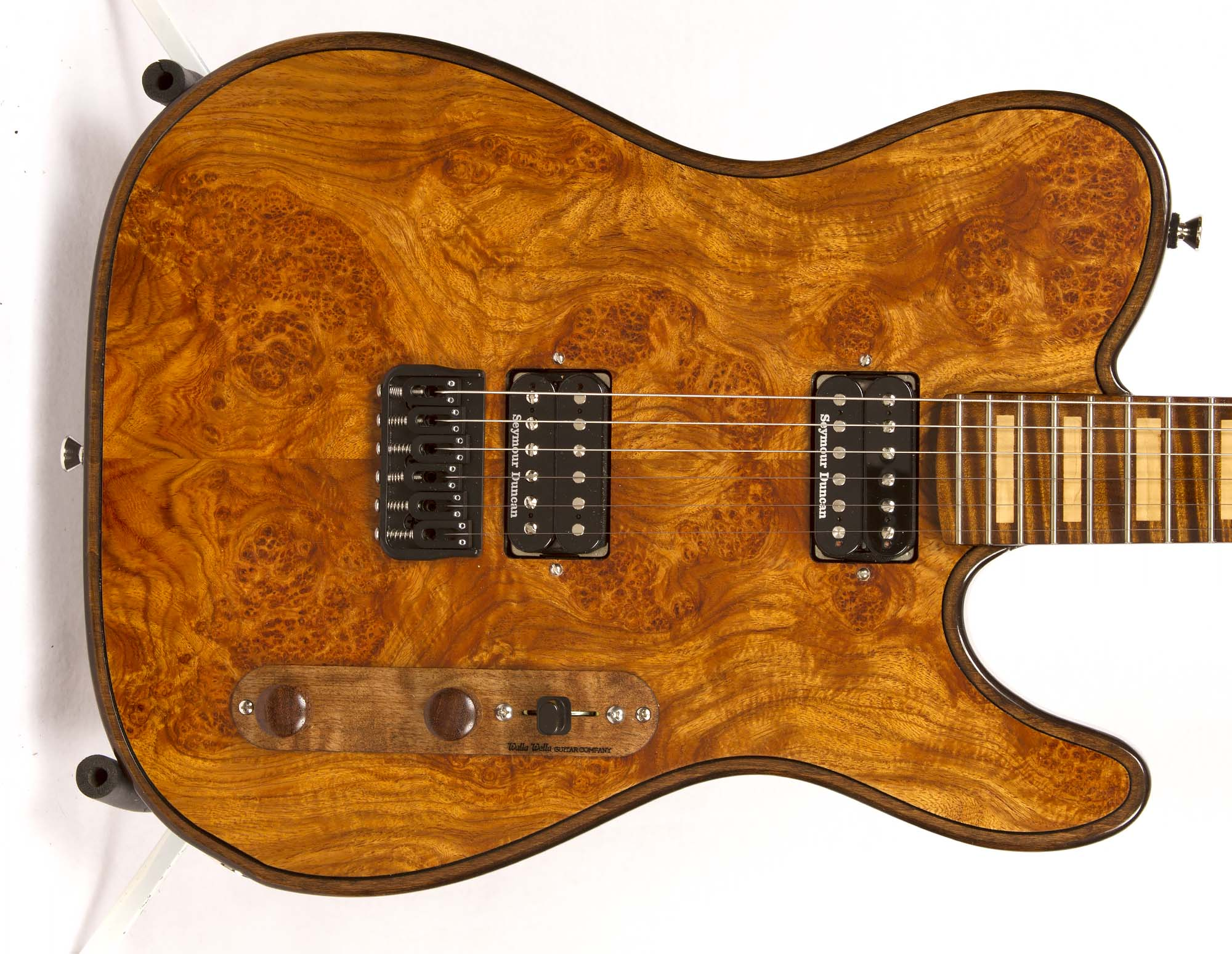 How To Finish Redwood Burl