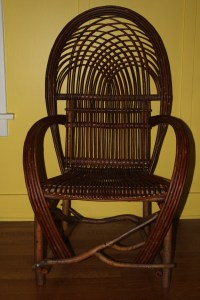 Bent Willow Chair the Epilogue | Work, Play, Eat, Live Local