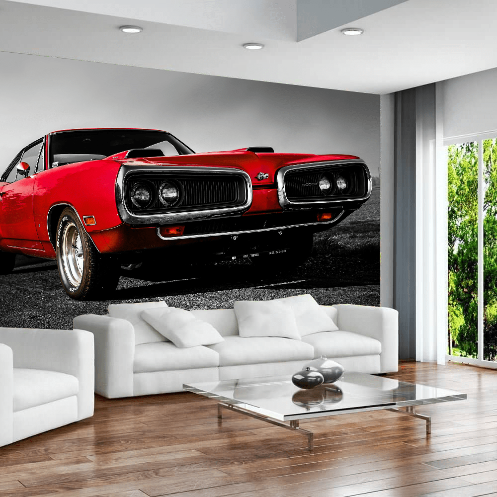 With living room wallpaper, consider the size of a room. 21 Car Wallpapers For Petrolheads Wallbeard