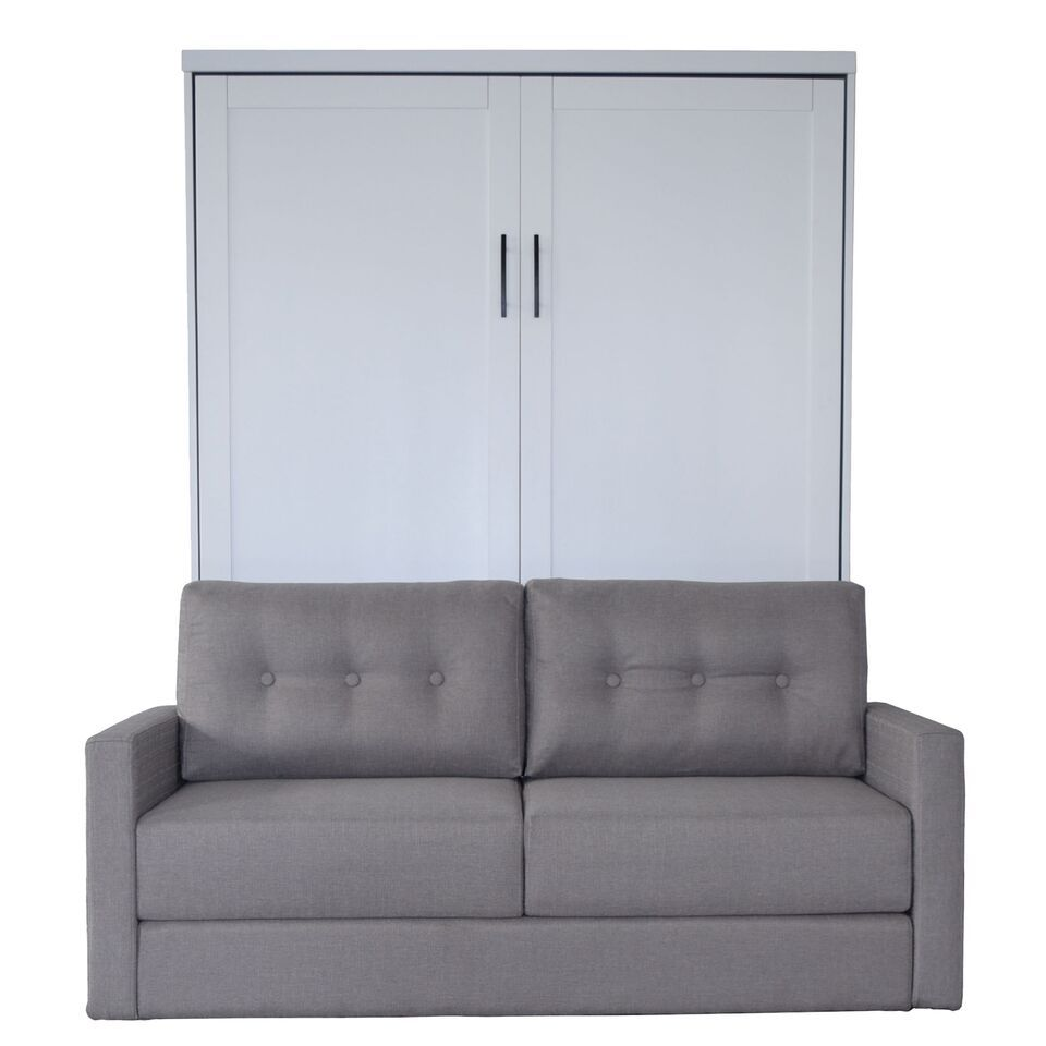 Sofa Wallbed Wall Bed Sofa Combination From Murphysofa Gas