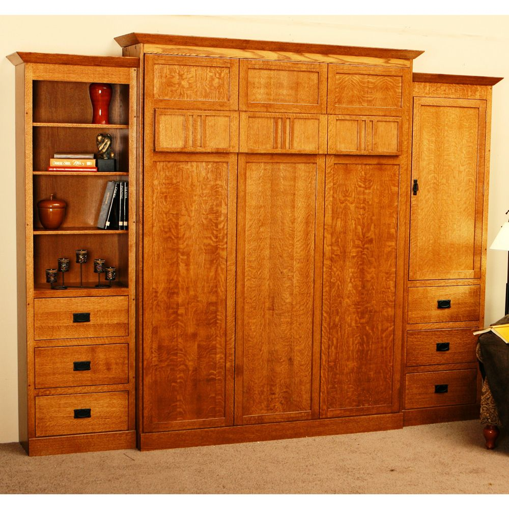 Mission Wallbed  Mission Murphy Bed  Wall Bed