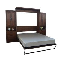 "Barn Door Wallbed - Wallbeds ""n"" More"