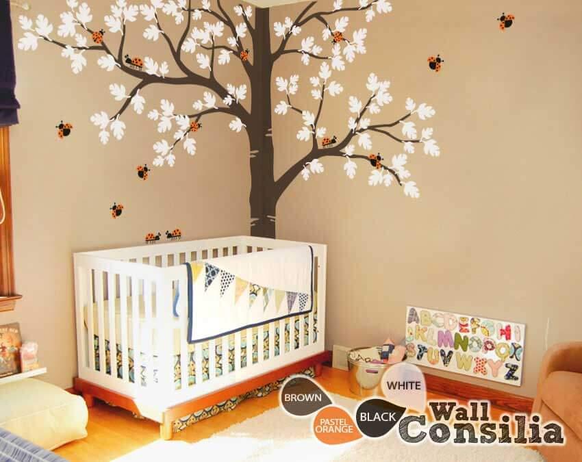 Tree Wall Decal Nursery