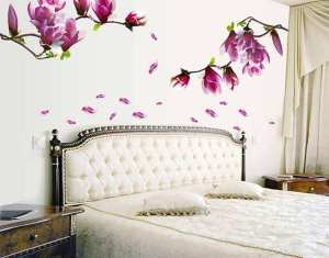 Wall Stickers Flowers And Trees Shop Wall Art