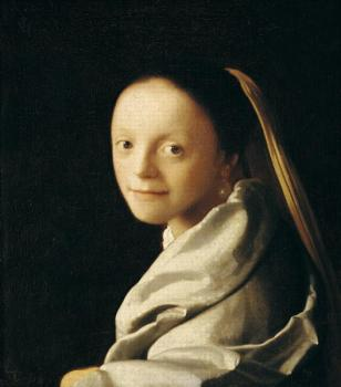 Ritratto di giovane donna
