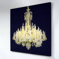 Chandeliers On The Wall | Wall Decor Source