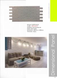 brick wall feature | Wall Design Ideas