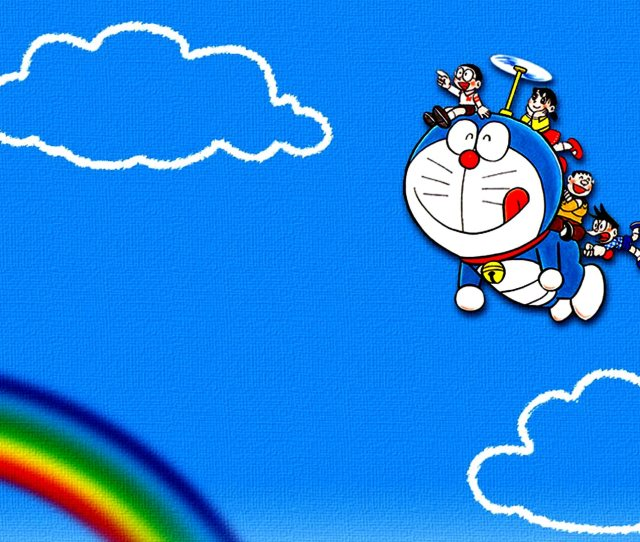Doraemon Wallpaper Image Desktop  Wallpaper Cool Walldiskpaper