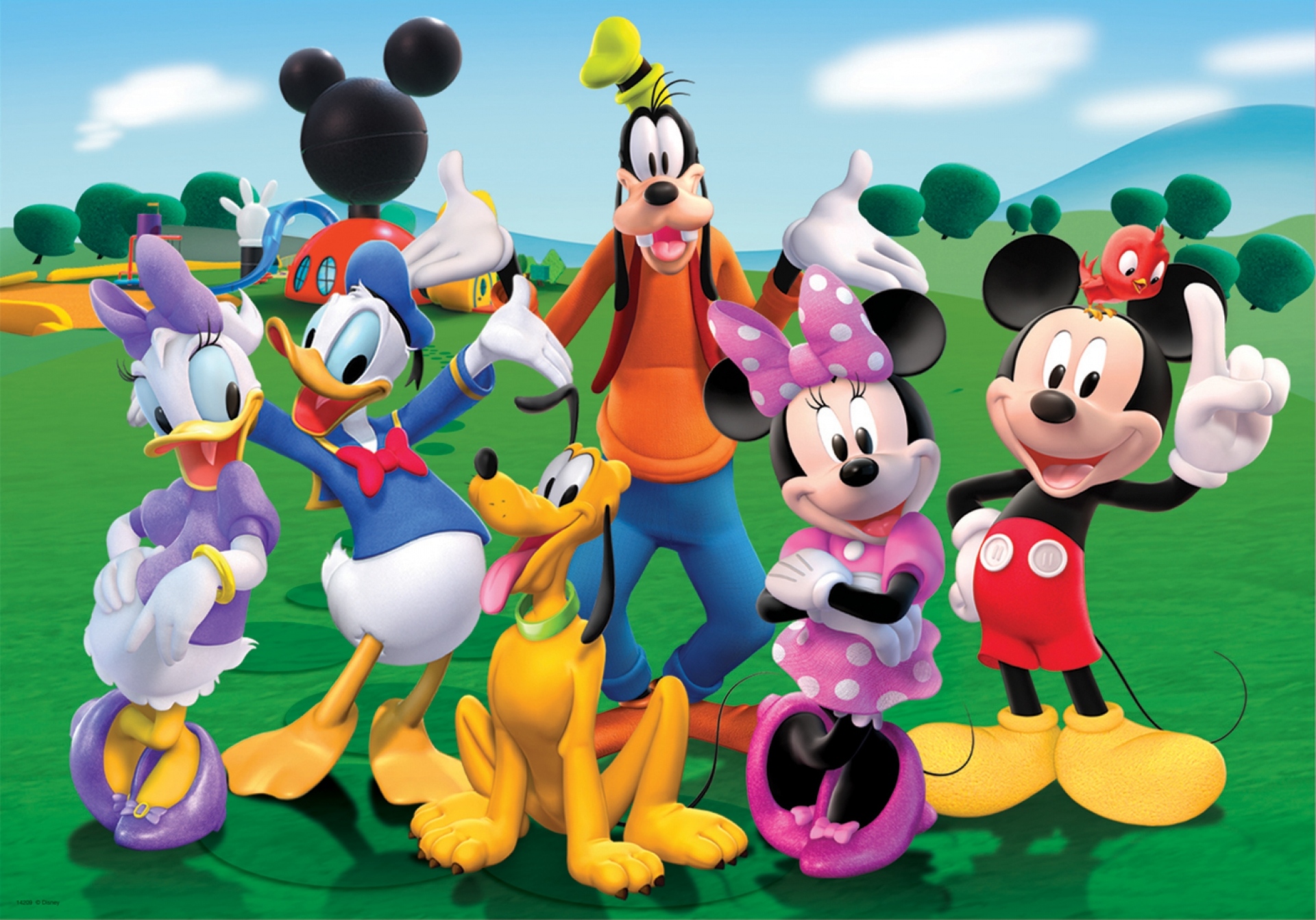 Cute Computer Wallpaper Quotes Mickey Mouse Wallpaper 1920x1080 9675 Wallpaper